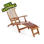 All Things Cedar 5-Position Steamer Chair