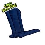 All Things Cedar Blue Adirondack Chair Cushion