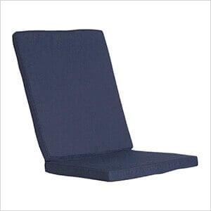 Blue Chair Cushion