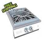 KoKoMo Grills 13-Inch 60K BTUs Professional Power Burner (Natural Gas)