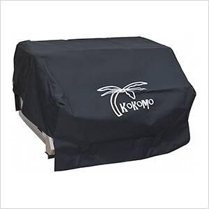 4-Burner Built-In Grill Cover