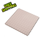Lock-Tile 7mm Tan PVC Coin Tile (10 Pack)