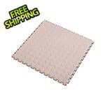 Lock-Tile 7mm Tan PVC Coin Tile (50 Pack)