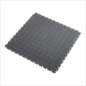 5mm Dark Grey PVC Coin Tile (30 Pack)