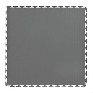 7mm Dark Grey PVC Smooth Tile (10 Pack)