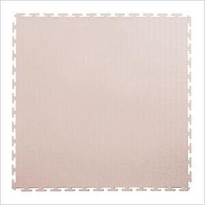 7mm Tan PVC Smooth Tile (10 Pack)