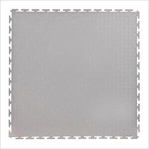 7mm Light Grey PVC Smooth Tile (30 Pack)