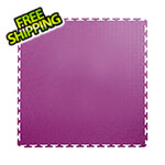 Lock-Tile 7mm Purple PVC Smooth Tile (30 Pack)