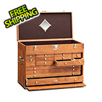 Gerstner Pro-Series Chest in American Cherry (Made in USA)