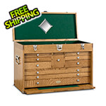 Gerstner Journeyman Chest in Golden Oak (Made in USA)