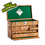Gerstner Classic Chest in Golden Oak (Made in USA)