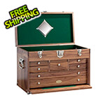 Gerstner Classic Chest in Natural Walnut (Made in USA)