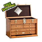 Gerstner Retro Chest in American Cherry (Made in USA)