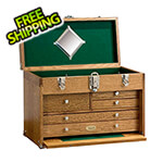 Gerstner Retro Chest in Golden Oak (Made in USA)