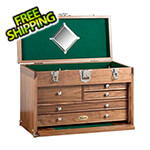 Gerstner Retro Chest in Natural Walnut (Made in USA)