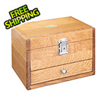 Gerstner Just Right Box in Golden Oak (Made in USA)