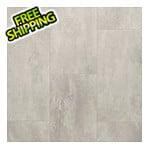 NewAge Garage Floors Stone Titanium Vinyl Tile Flooring (7 Pack)