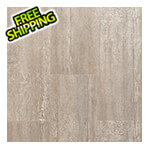 NewAge Garage Floors Stone Sandstone Vinyl Tile Flooring (250 sq. ft. Bundle)