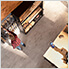 Stone Titanium Vinyl Tile Flooring (400 sq. ft. Bundle)