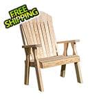 Creekvine Designs Treated Pine Curveback Patio Chair