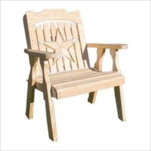 Treated Pine Starback Patio Chair