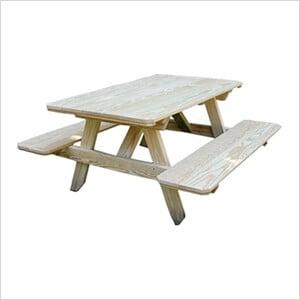 Treated Pine Kid's Picnic Table
