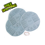 Workshop Vacs Multi-Fit Disposable Filter Bags for Wet Dry Shop Vacuum (3-Pack)