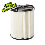 Workshop Vacs Multi-Fit Replacement Wet Dry Cartridge Filter for Select Craftsman Vacuum Cleaners