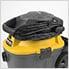 4 Gallon 6.0 Peak HP Detachable Blower Wet/Dry Vac