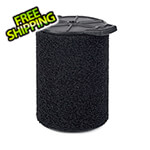 Workshop Vacs Multi-Fit Wet Only Foam Filter for 5-16 Gallon Vacuums