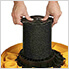 Multi-Fit Wet Only Foam Filter for 5-16 Gallon Vacuums (2-Pack)