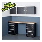 Trinity 6-Piece Garage Cabinet Set