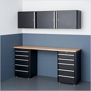 6-Piece Garage Cabinet Set