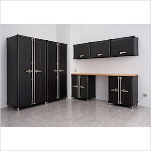 PRO 8-Piece Garage Cabinet Set