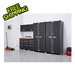 Trinity PRO 8-Piece Garage Cabinet Set