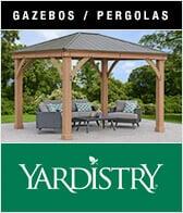 Yardistry Gazebos and Pergolas